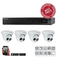 Hikvision IP camerasysteem
